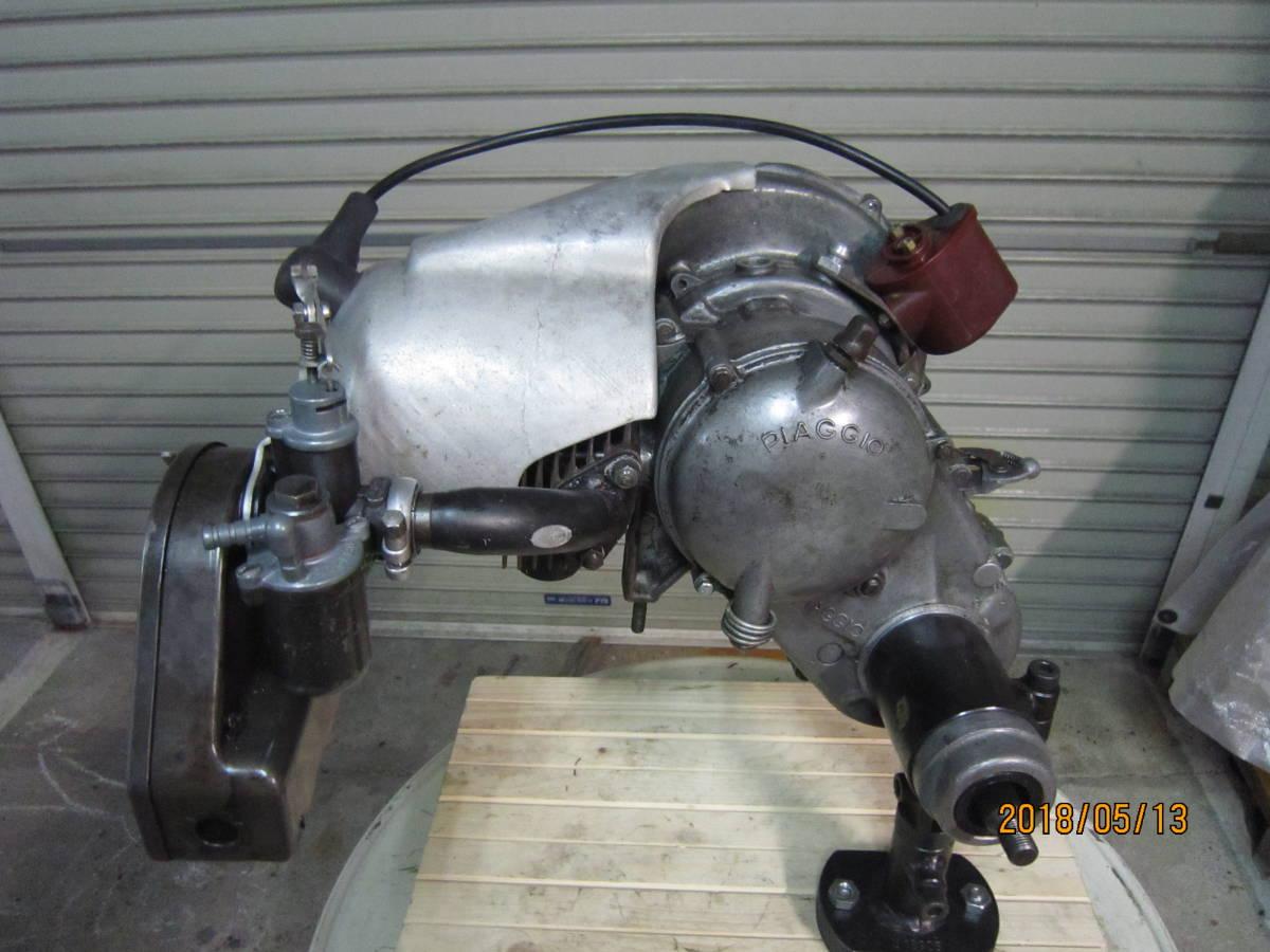 VESPA ベスパ メッサーシュミット T3 Messerschmitt エンジン デロルト キャブレター_画像2