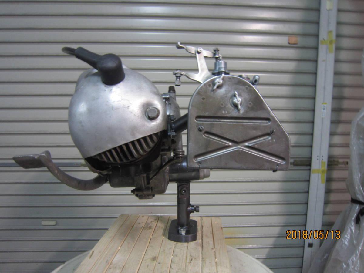 VESPA ベスパ メッサーシュミット T3 Messerschmitt エンジン デロルト キャブレター_画像7