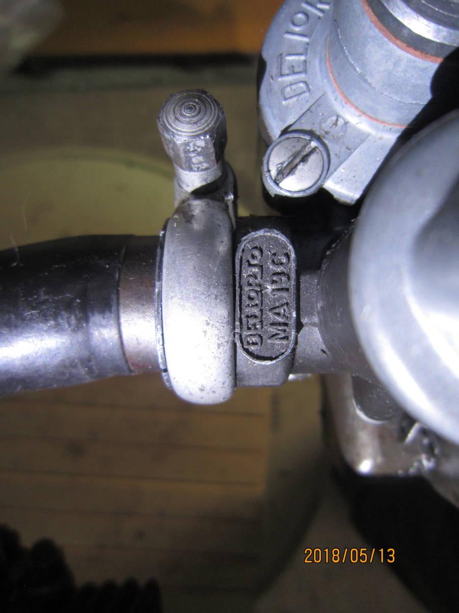 VESPA ベスパ メッサーシュミット T3 Messerschmitt エンジン デロルト キャブレター_画像4