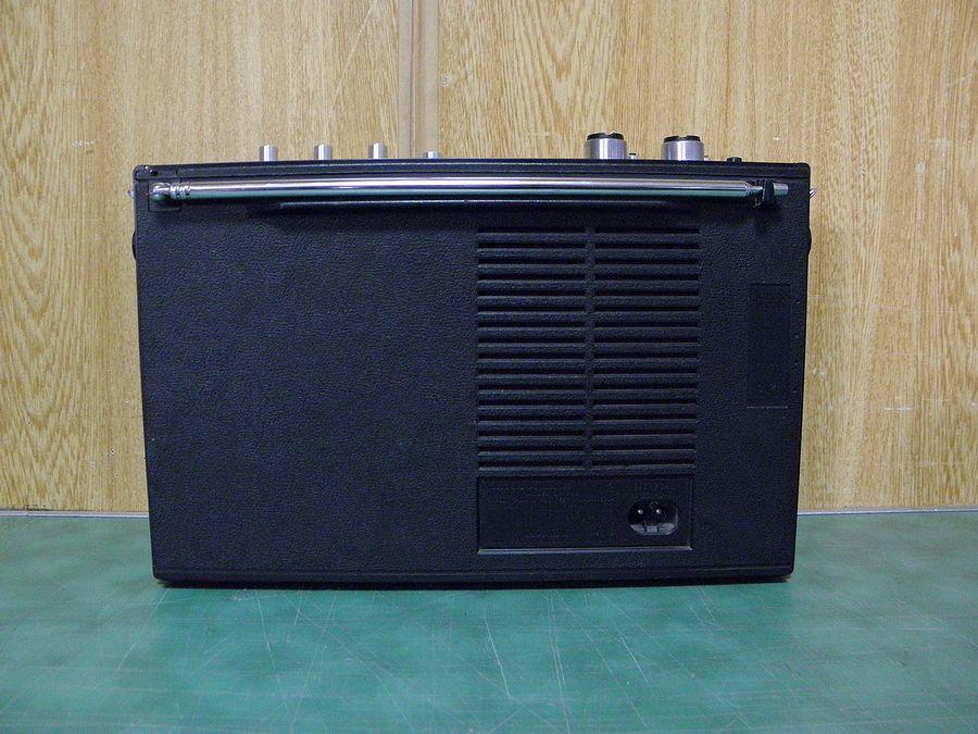 National ナショナル ラジオ RF-868 2000GX ワールドボーイ ジャンク_画像2