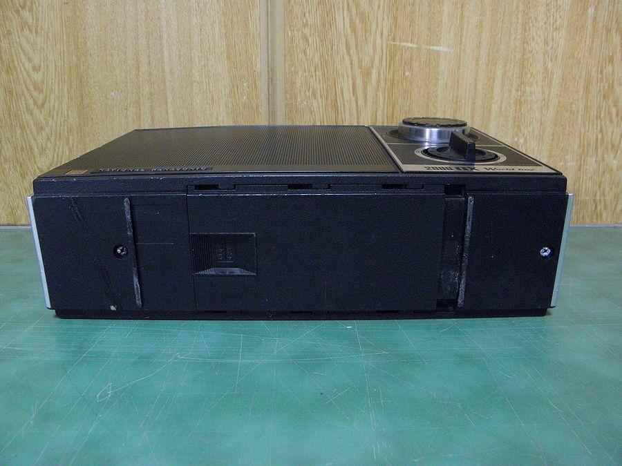 National ナショナル ラジオ RF-868 2000GX ワールドボーイ ジャンク_画像6