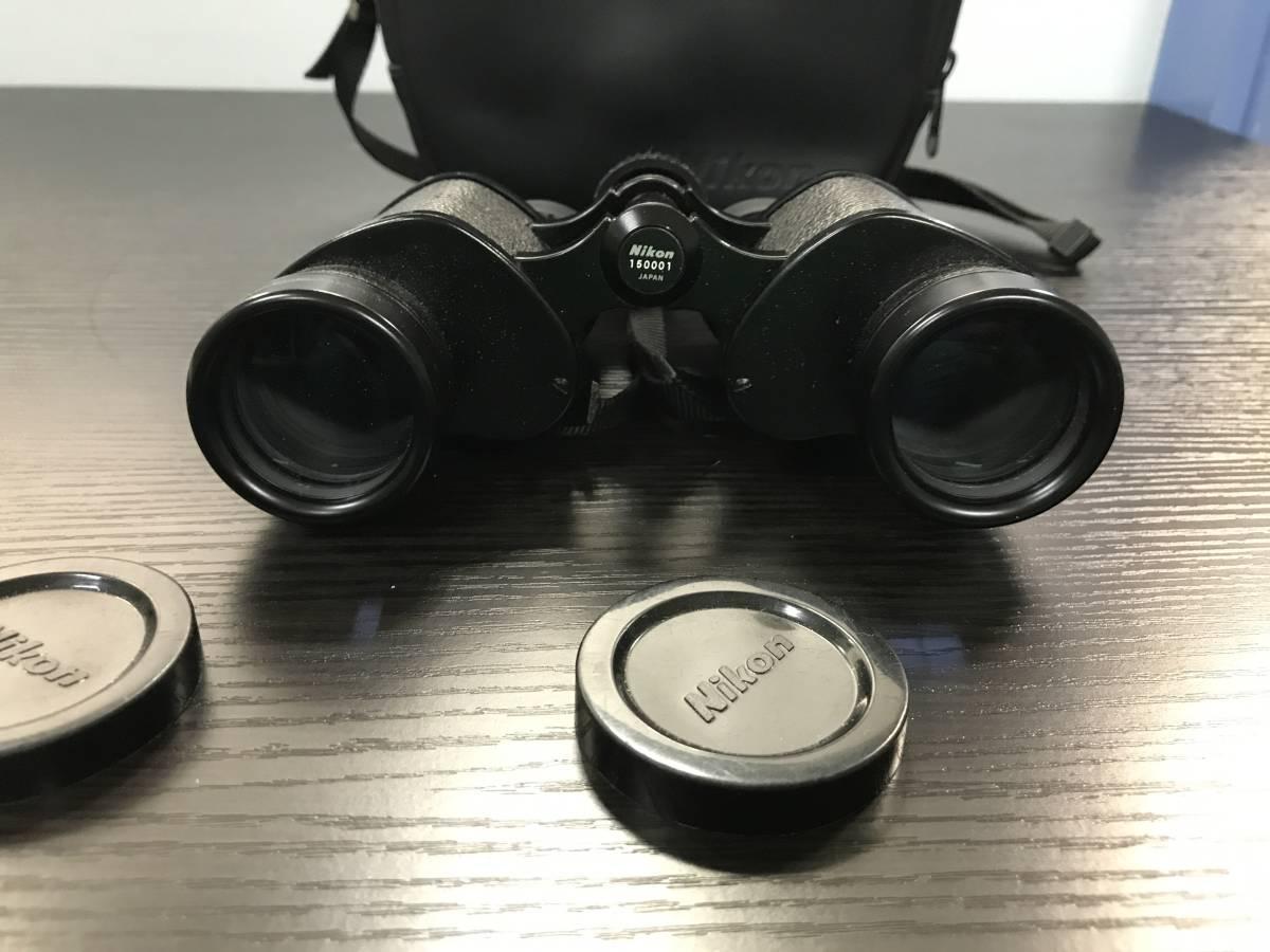 Nikon 双眼鏡 10×35 6.6° WF 青良03 0515_画像3