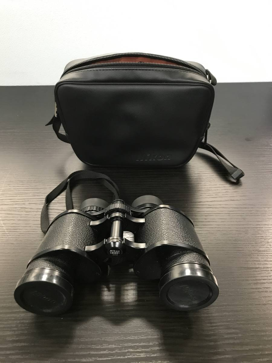 Nikon 双眼鏡 10×35 6.6° WF 青良03 0515