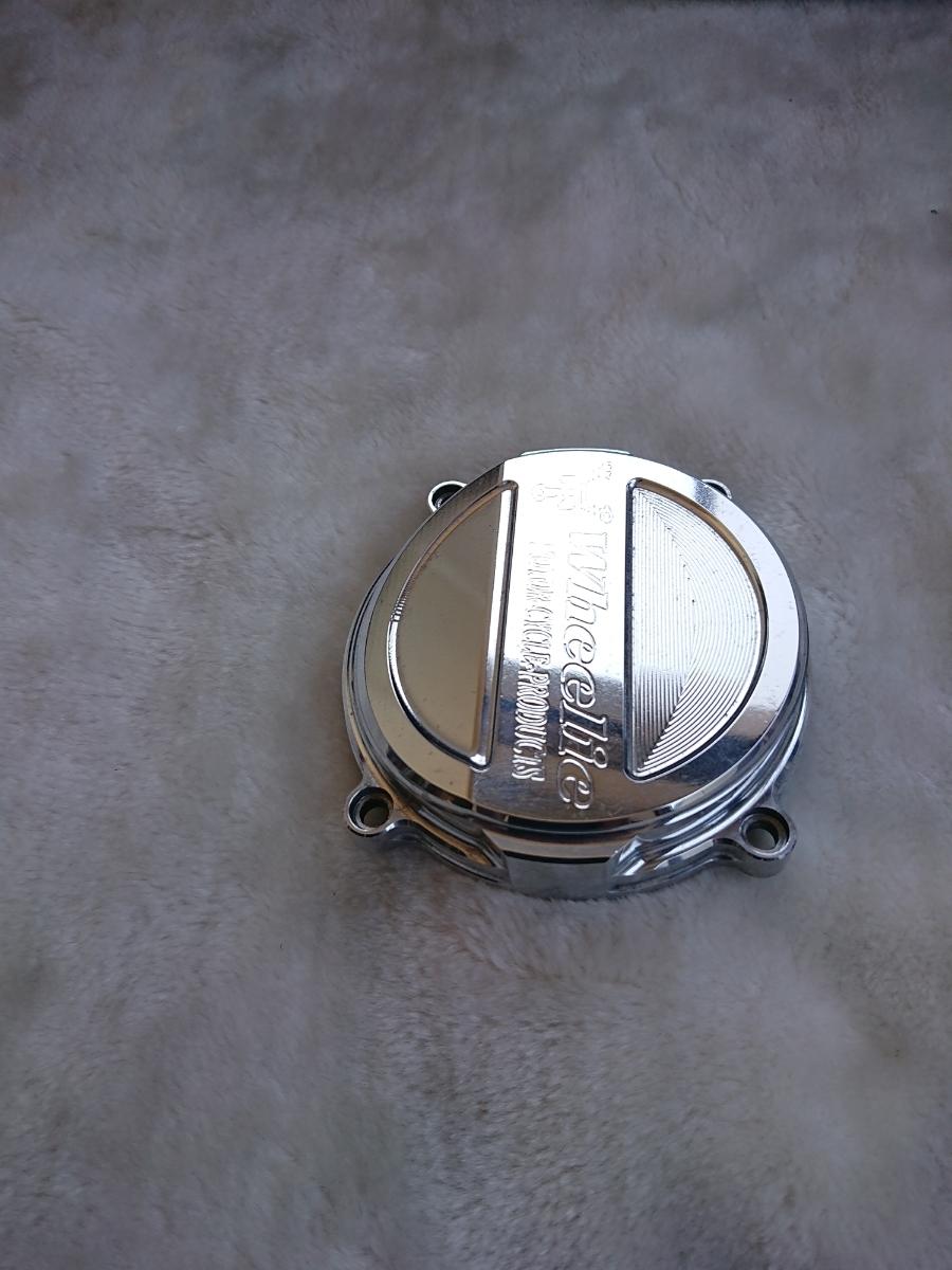 XJR1200 XJR1300 Wheelie ウイリー製 パルシングカバー おまけ付き_画像5