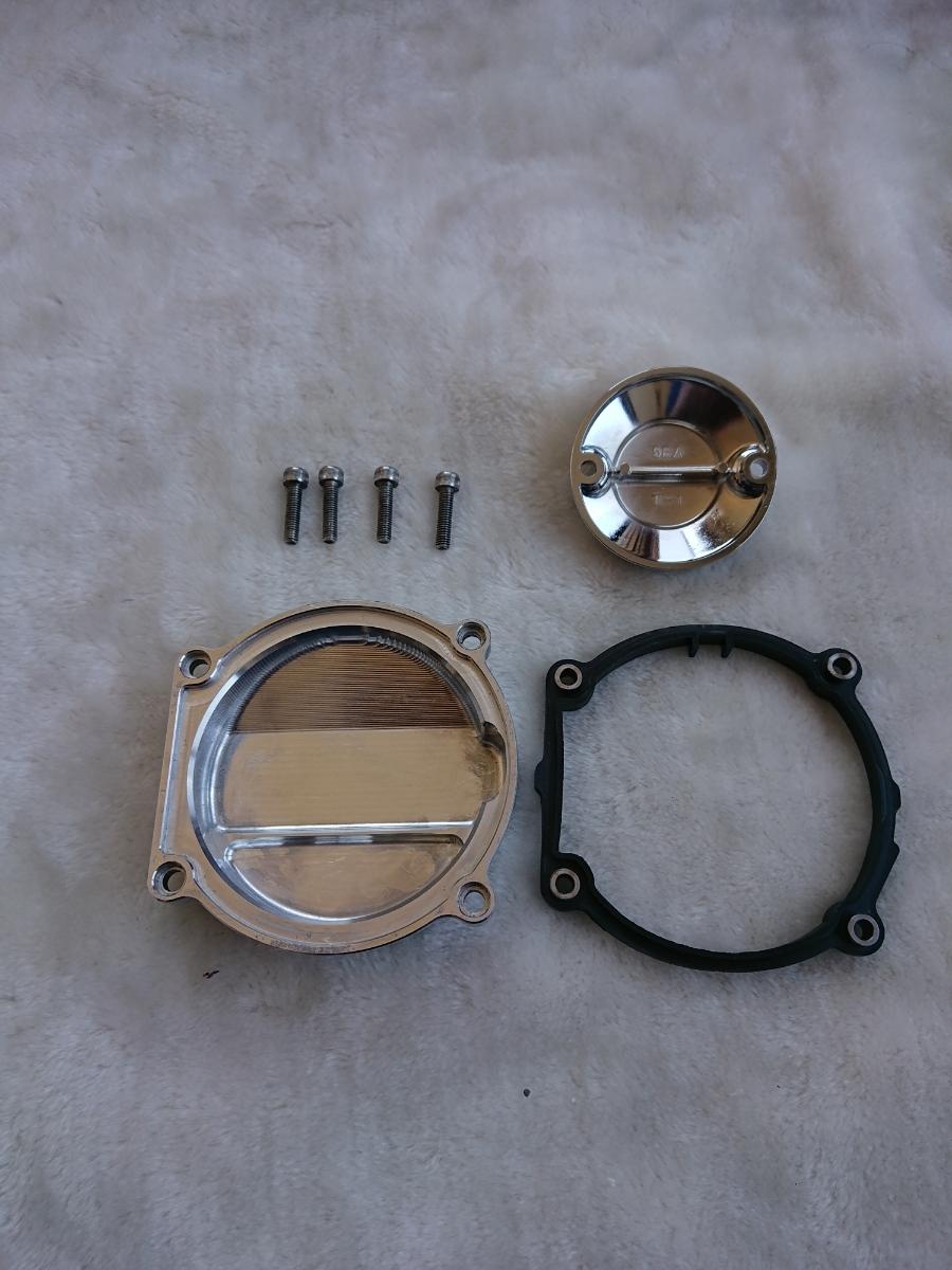 XJR1200 XJR1300 Wheelie ウイリー製 パルシングカバー おまけ付き_画像8