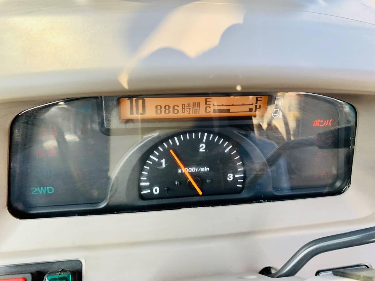 クボタ KL505H ハイスピード エアコンキャビン付き 高速パワクロ 50馬力 中古 トラクターです。_画像6