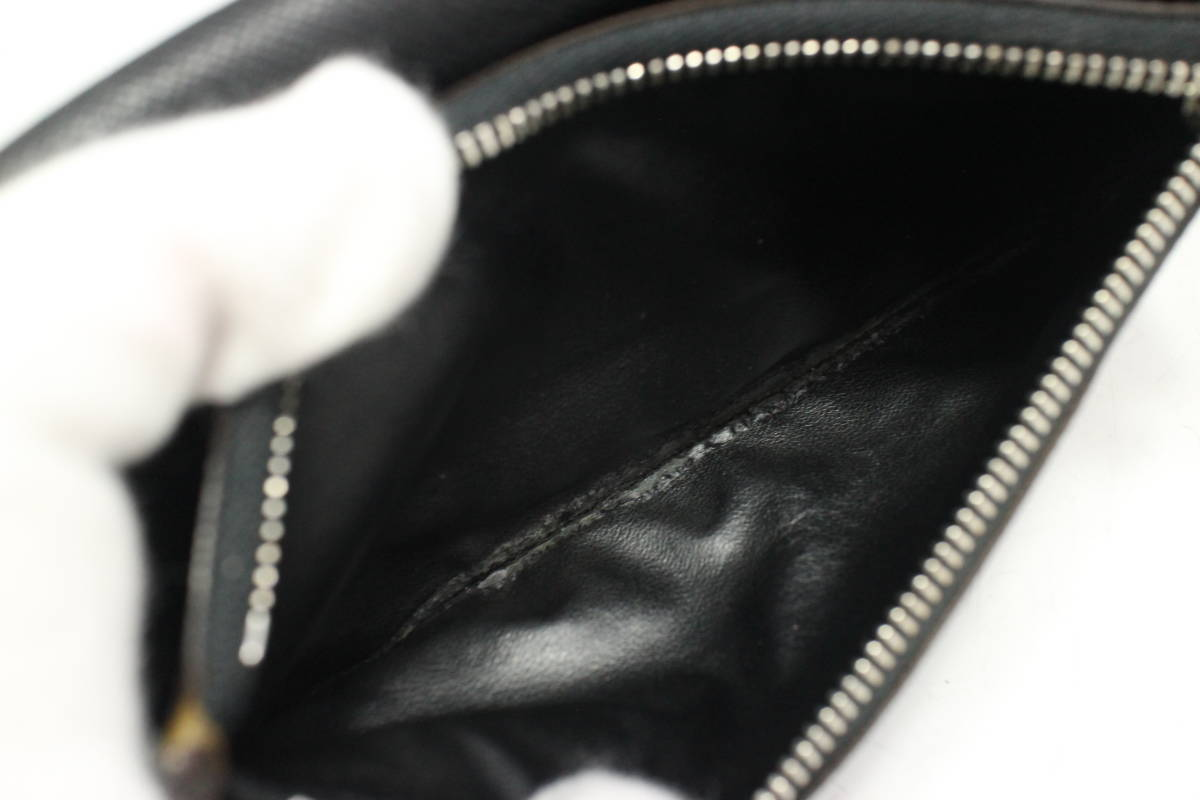 1円~【LV本物】2つ折り長財布/モノグラムマカサー/ポルトフォイユ・タノン【X329T_画像8