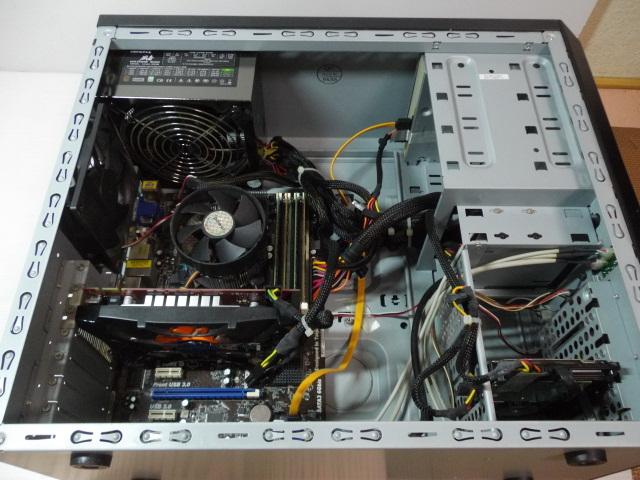 PC Galleria パソコン ケース 本体 タワー Windows i7/ジャンク_画像4
