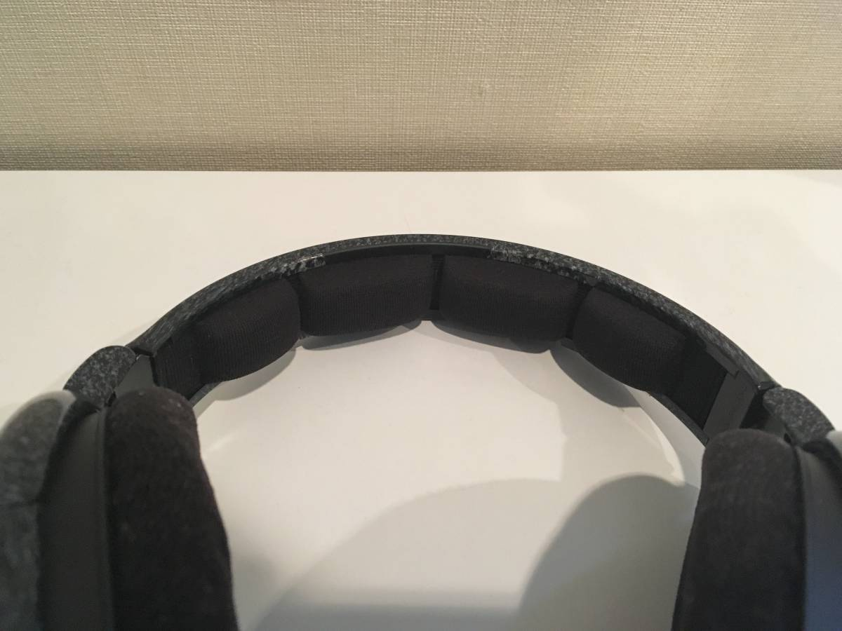 【中古】ゼンハイザー/SENNHEISER HD600 ダイナミックオープンエア・ヘッドホン(ヘッドフォン) ハイグレードモデル_画像3