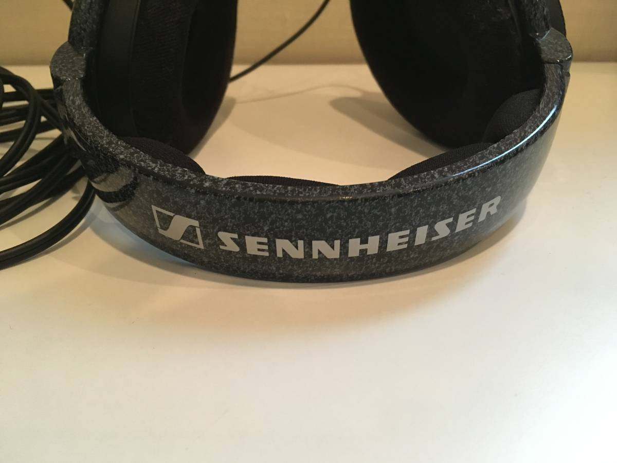 【中古】ゼンハイザー/SENNHEISER HD600 ダイナミックオープンエア・ヘッドホン(ヘッドフォン) ハイグレードモデル_画像6