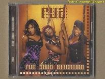 ★即決★ FYA (ファイヤ) / For Your Attention -- 2004年ファーストアルバム。Slough出身、ジンバブエ出身、ジャマイカ出身の3人で結成_画像1