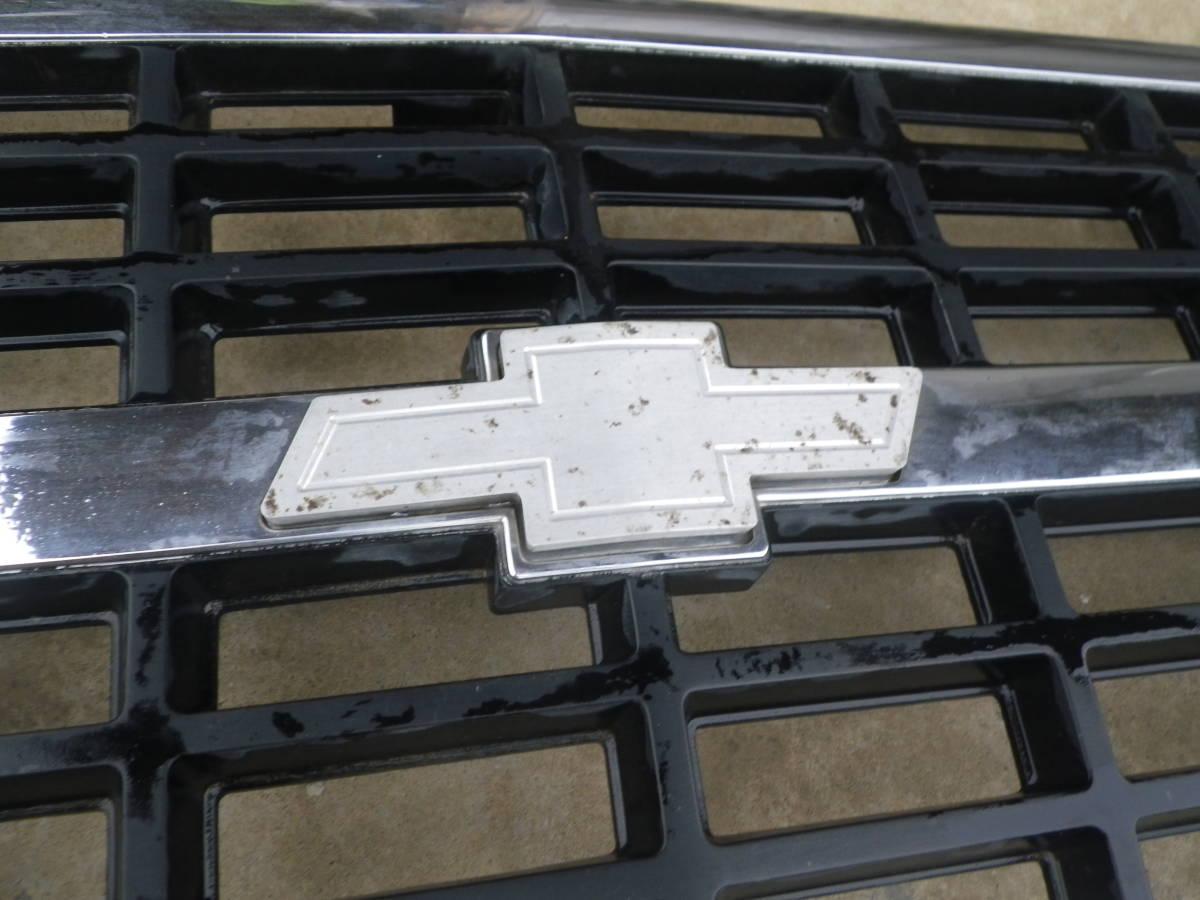 シボレー GMC C10 K10 K5ブレイザー サバーバン フロントグリル 中古品 希少 レア_画像5