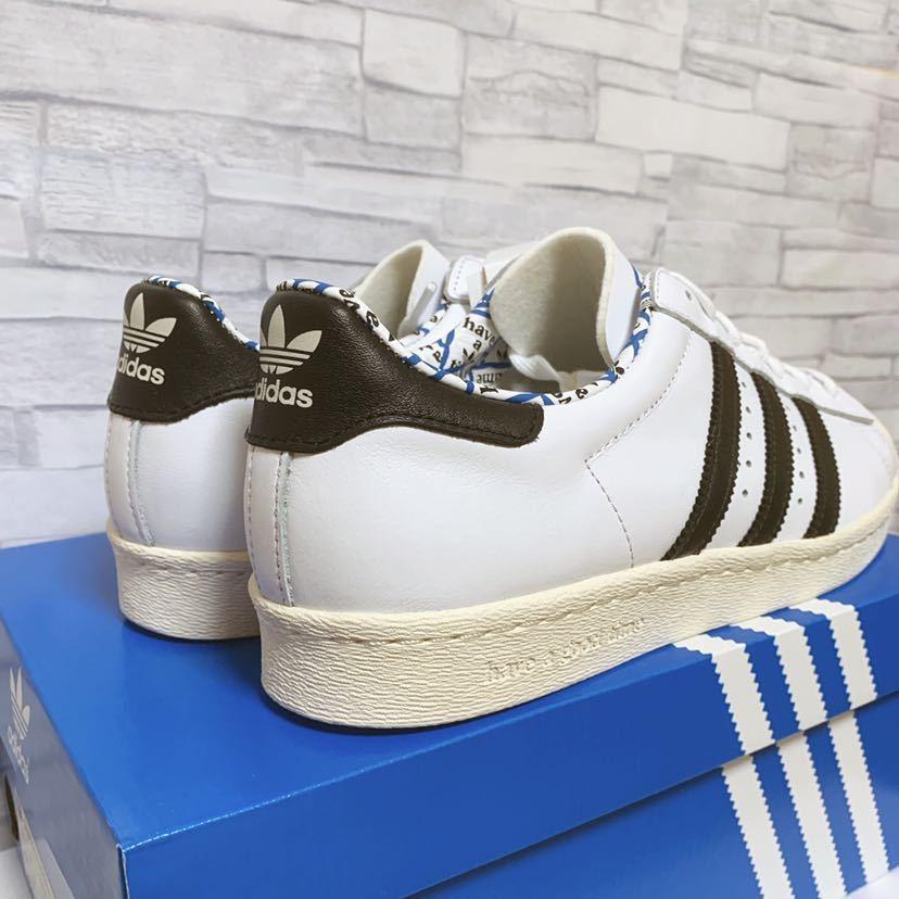 送料込【新品未使用】Adidas x Have A Good Time スーパースター 27.5 ㎝ / アディダス × ハブアグッドタイム_画像5