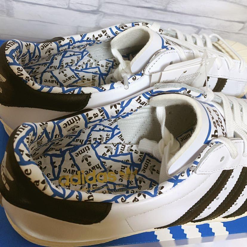 送料込【新品未使用】Adidas x Have A Good Time スーパースター 27.5 ㎝ / アディダス × ハブアグッドタイム_画像6