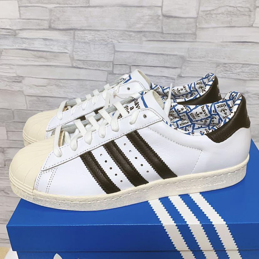 送料込【新品未使用】Adidas x Have A Good Time スーパースター 27.5 ㎝ / アディダス × ハブアグッドタイム_画像3