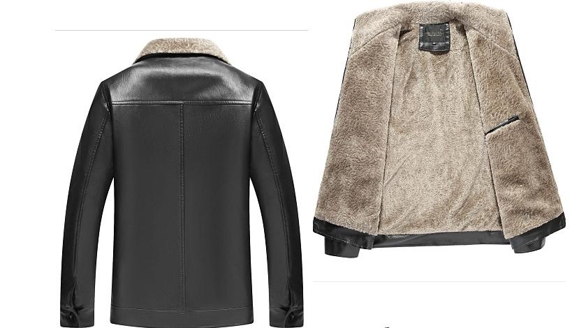 ジャケット 100%上層牛革 本革 フライトジャケット コレクション 厚手 防寒ジャケット ライダースジャケット 高級品2_画像2