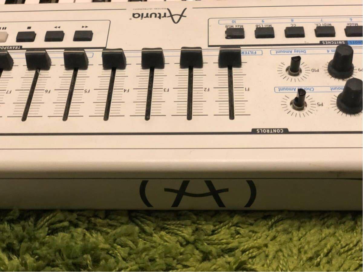 ARTURIA MIDIコントローラー KEYLAB 49_画像8
