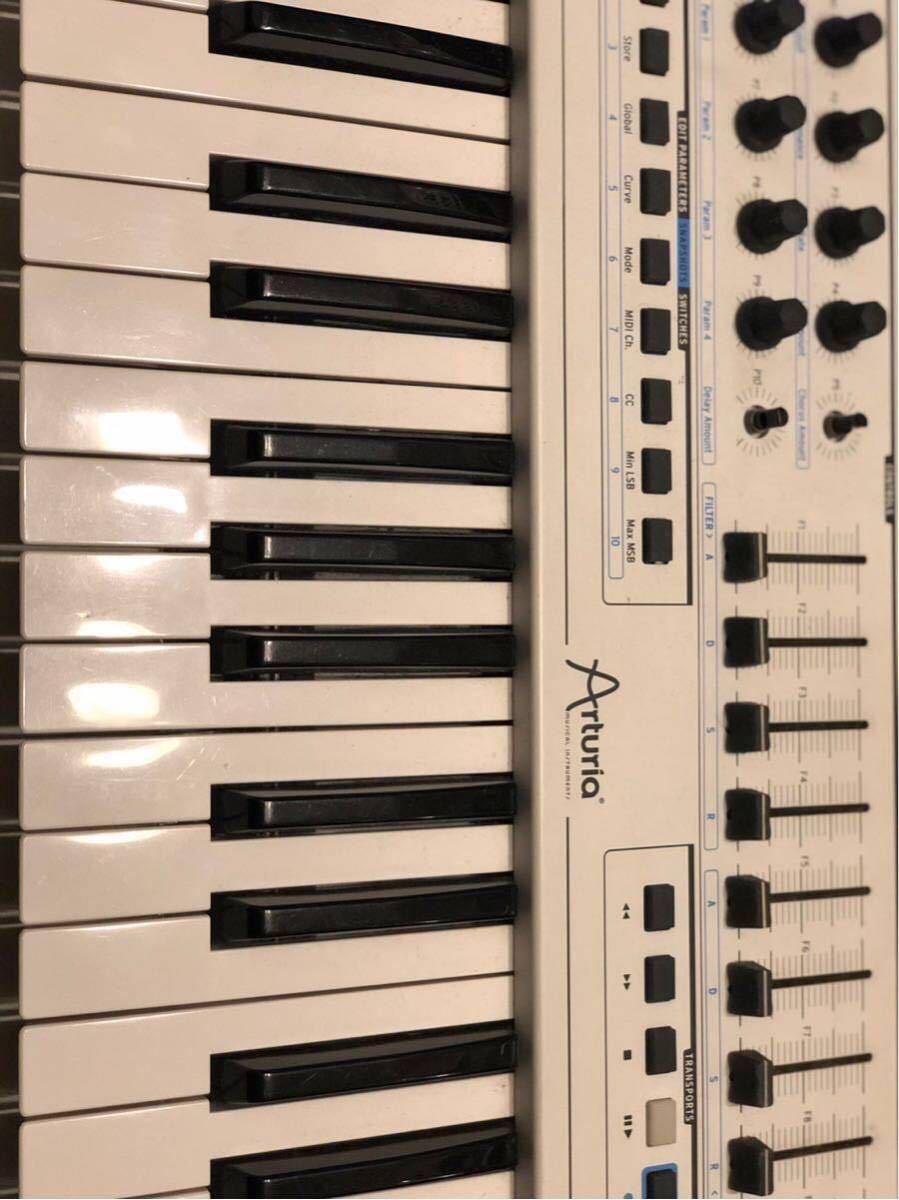 ARTURIA MIDIコントローラー KEYLAB 49_画像4
