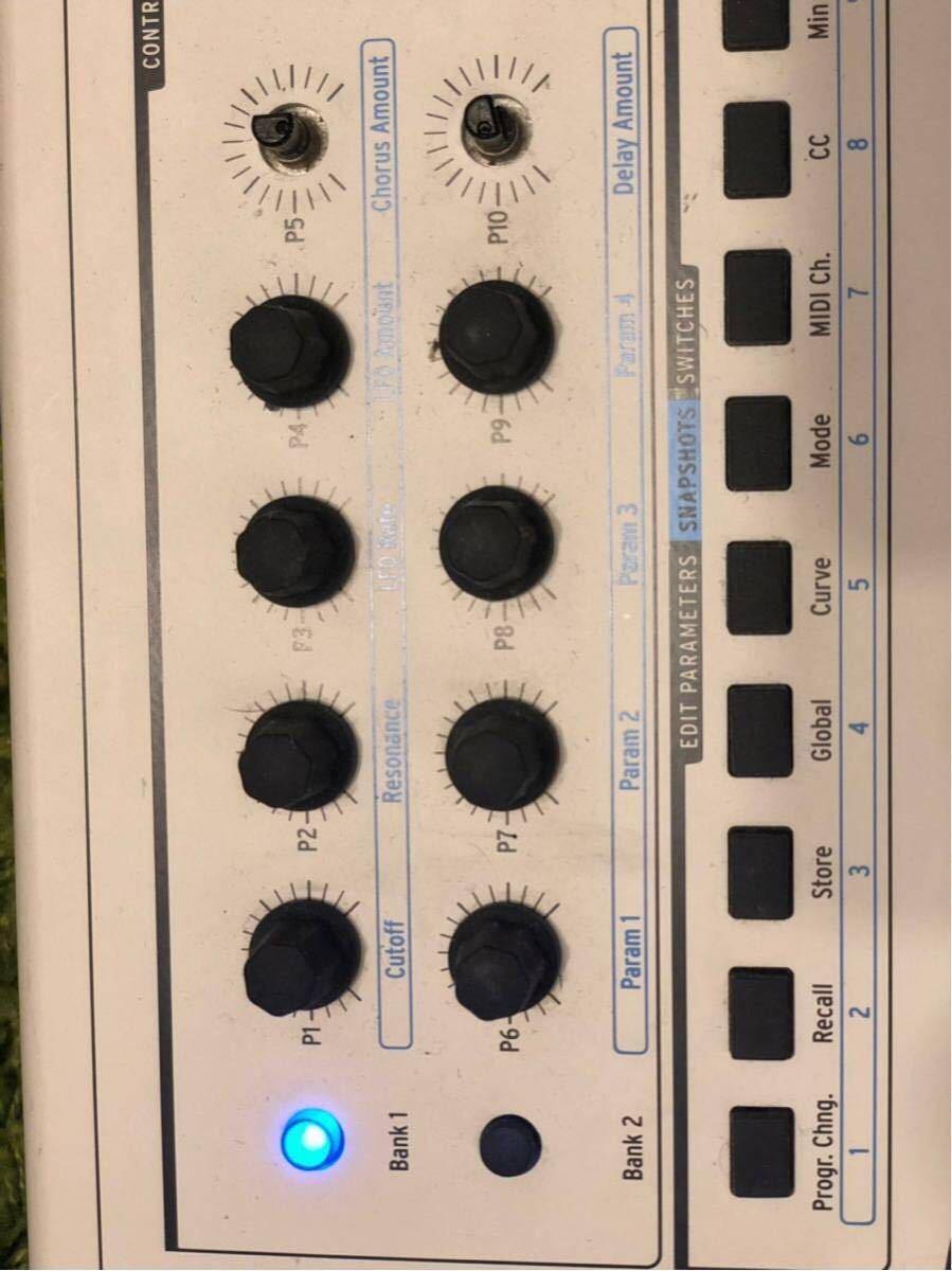 ARTURIA MIDIコントローラー KEYLAB 49_画像5