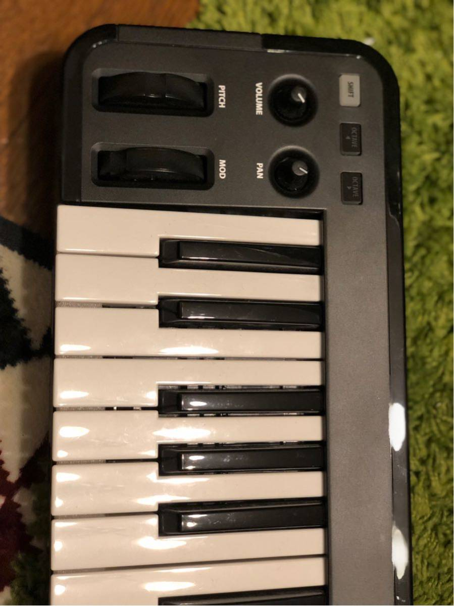 LINE6 MOBILE KEYS 49鍵盤 MIDIキーボード_画像3