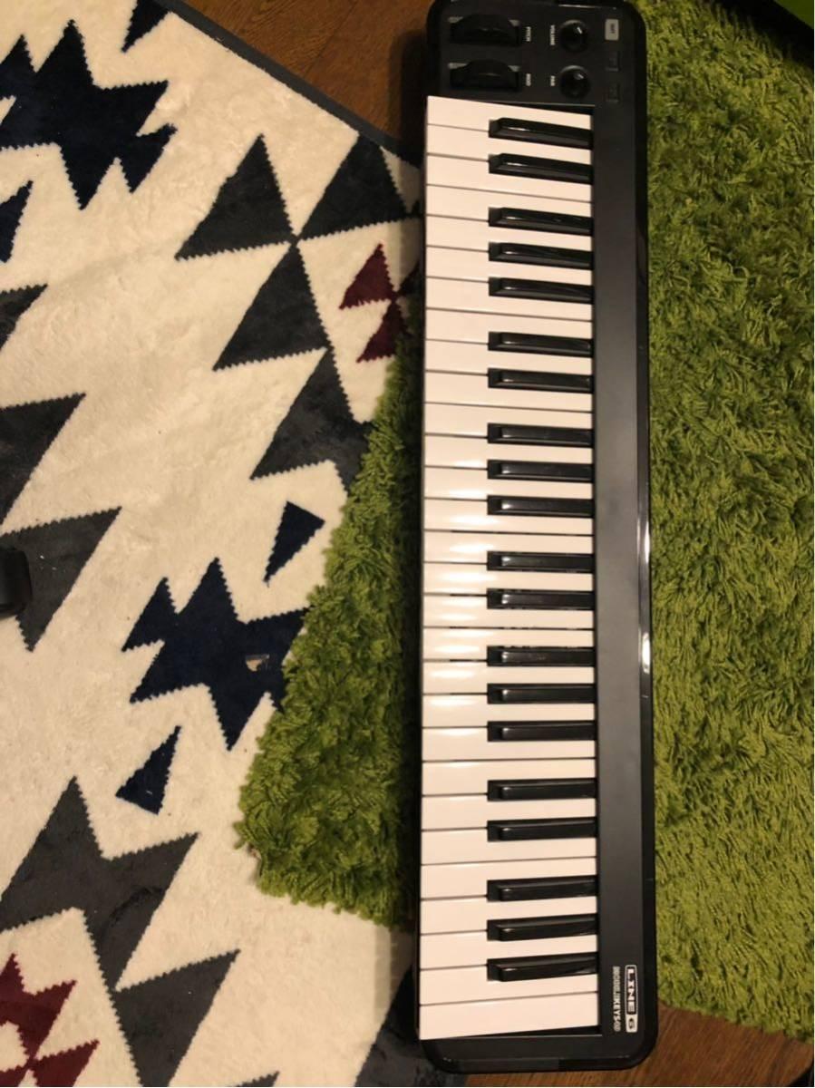 LINE6 MOBILE KEYS 49鍵盤 MIDIキーボード