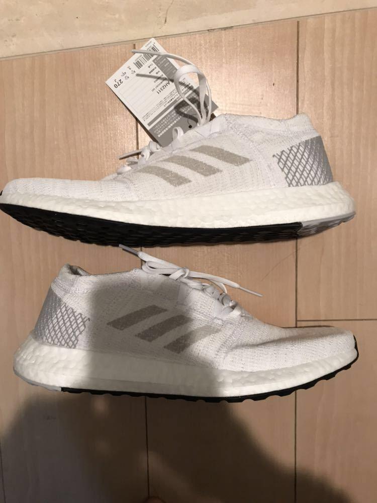 Adidas PUREBOOST GO 27.0cm アディダス ピュアブースト AH2311_画像5