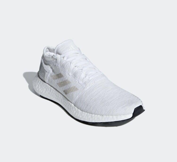 Adidas PUREBOOST GO 27.0cm アディダス ピュアブースト AH2311_画像4