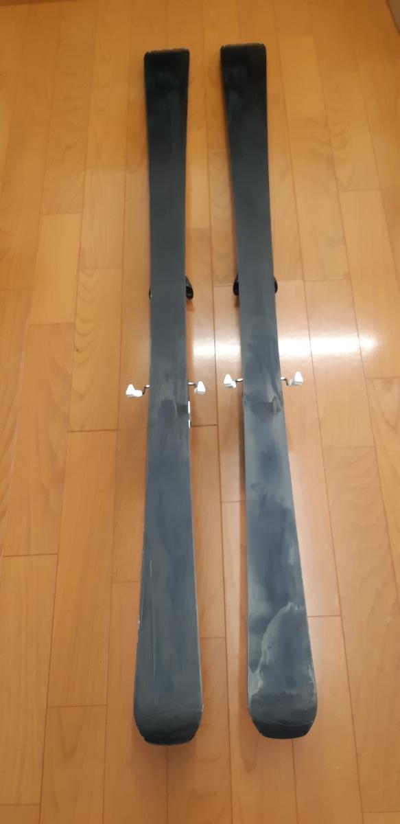 SALOMON X-RACE SC 170cm 16/17モデル 金具付スキー板_画像2