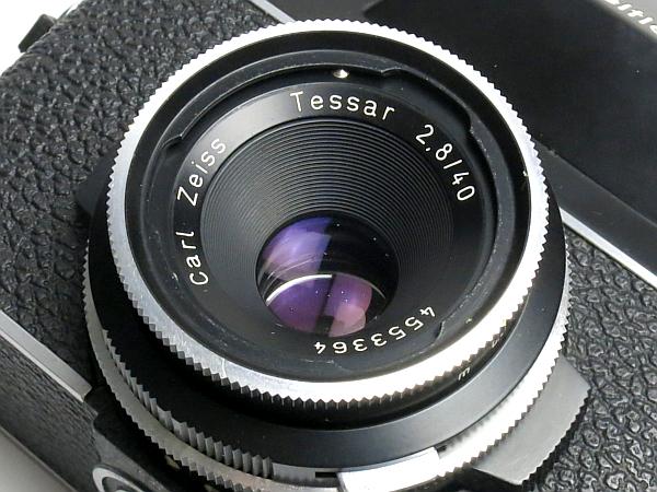 ◎ローライフレックス SL26、Pro-Tessar 2本付 /現状_画像4
