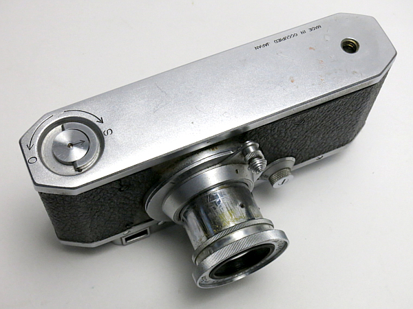 ☆キヤノン SII 型 5cm/3.5 付、MIOJ /難有・現状_画像6