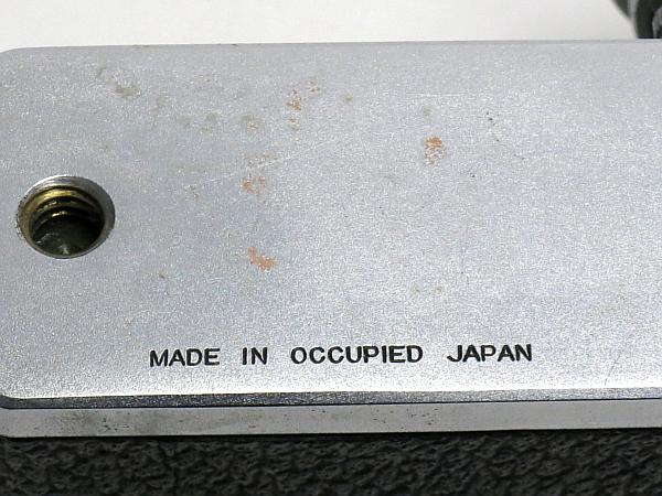 ☆キヤノン SII 型 5cm/3.5 付、MIOJ /難有・現状_画像7