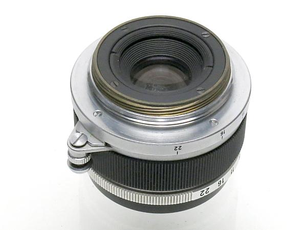 ☆キヤノン 35mm/2.8、Lマウント /難有・現状_画像2