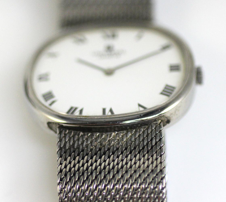 【UNIVERSAL GENEVE】ユニバーサルジュネーブ 腕時計 ホワイトダイヤル メンズ 17石 手巻き 管理番号 O-5.15_画像6