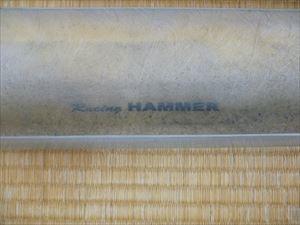 アルトワークス HA21S用 HAMAMER製サイドステップ 自家塗装品 中古_画像6