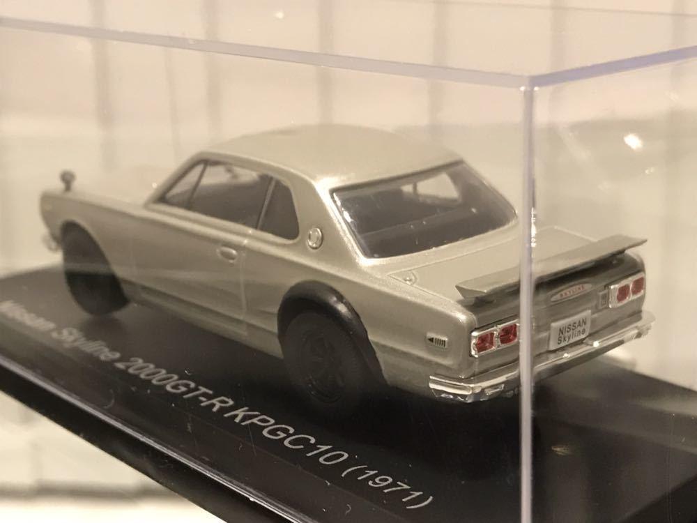 日産 スカイライン 2000 GTR KPGC10 ミニカー ノレブ 1/43 GT-R_画像5
