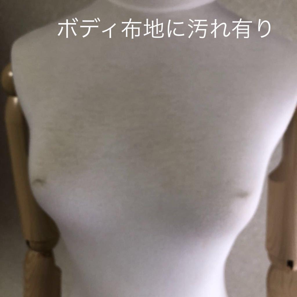 トルソー 女性型 腕付き 難あり_画像6