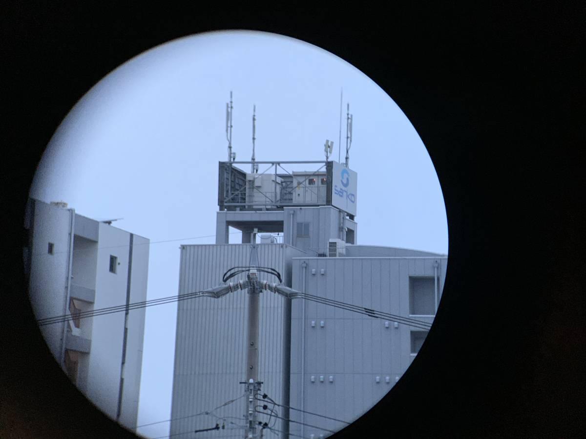 ニコン 7×50 7.3 双眼鏡 トロピカル 日本光学 ケースつき ww2 米軍_画像5