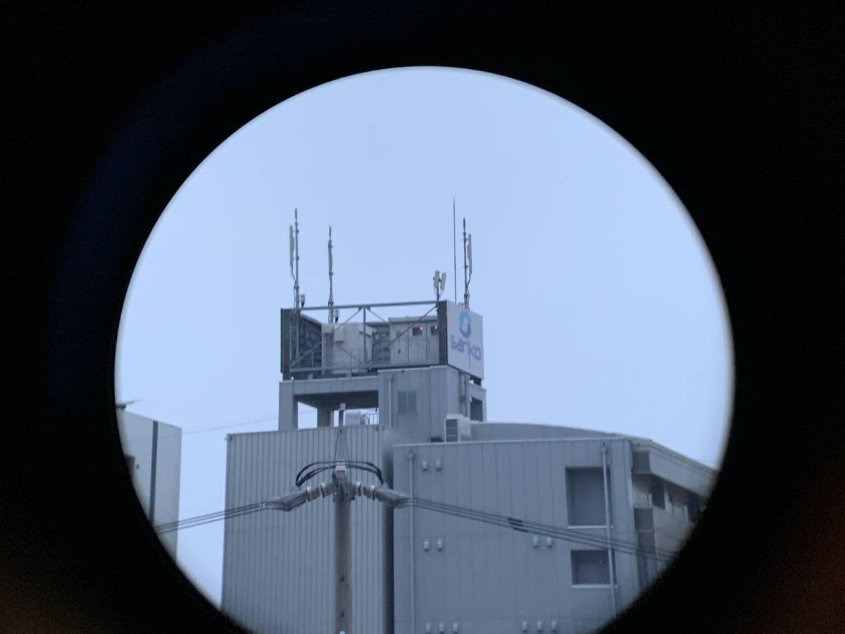 ニコン 7×50 7.3 双眼鏡 トロピカル 日本光学 ケースつき ww2 米軍_画像6