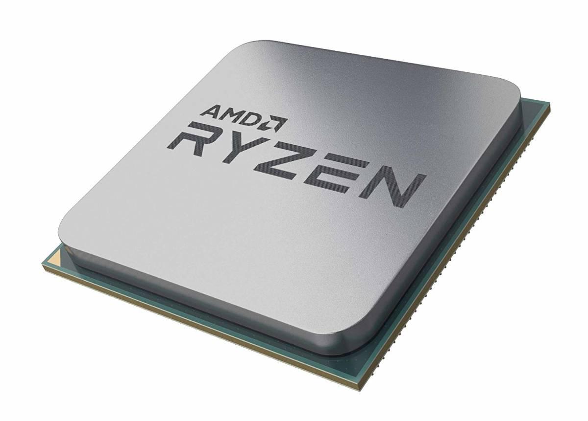 【ほぼ新品】AMD CPU Ryzen 5 2600 with Wraith Stealth cooler YD2600BBAFBOX 【送料無料】_画像2