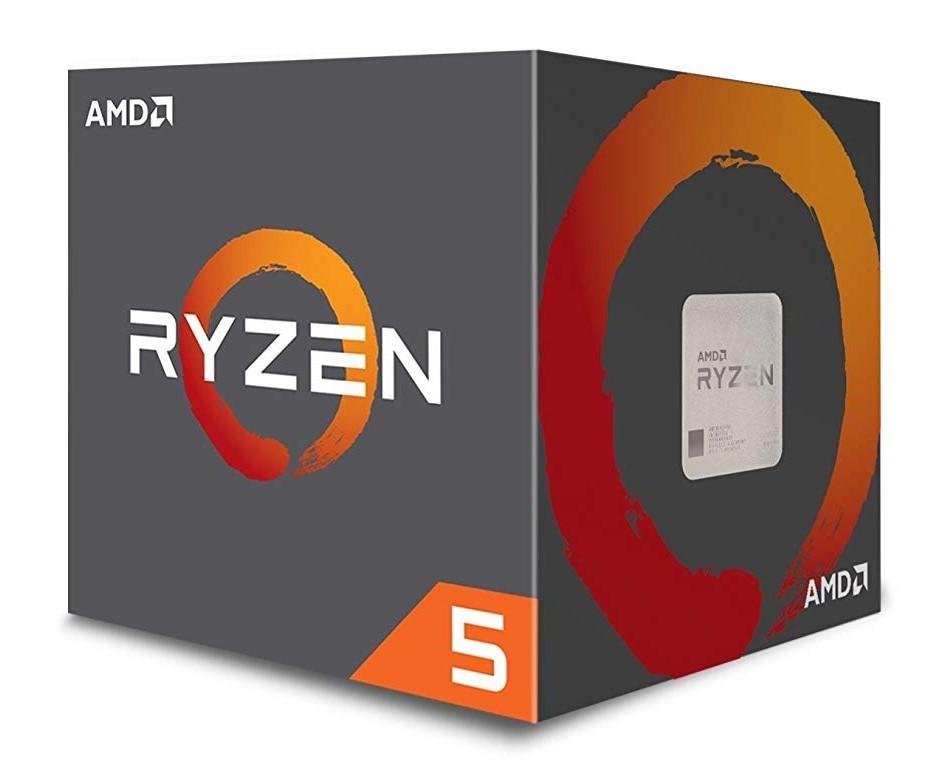 【ほぼ新品】AMD CPU Ryzen 5 2600 with Wraith Stealth cooler YD2600BBAFBOX 【送料無料】_画像5