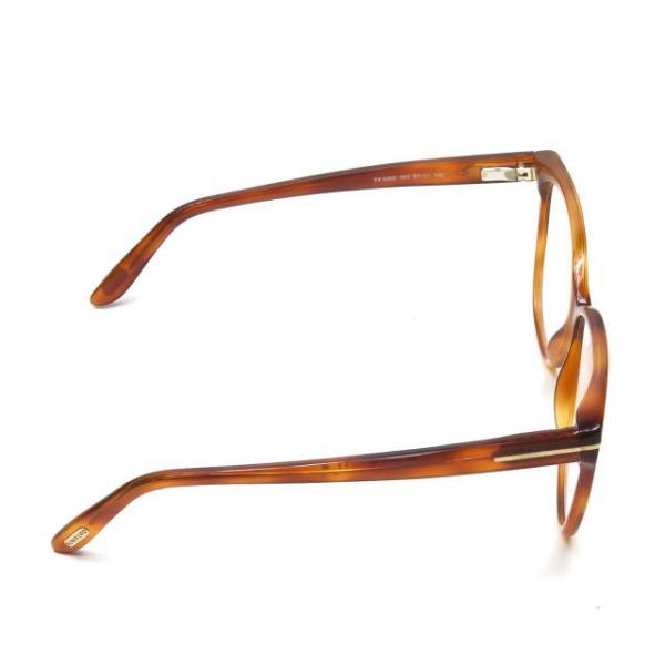 TOM FORD トムフォード イタリア製 TF5302 053 レクタングル メガネ ハバナ 眼鏡 サングラス ☆☆mm7619_画像4