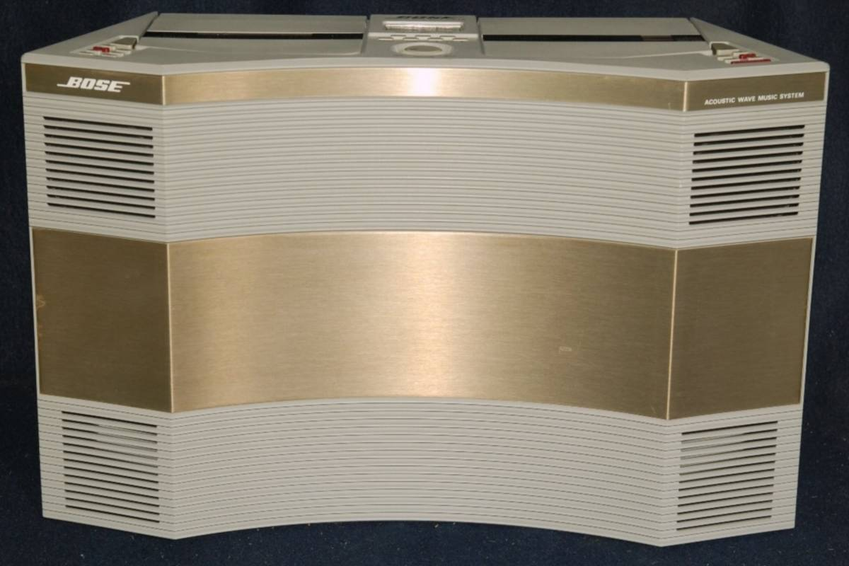 BOSE AW-1D 美品 ・完全レストア品・超オリジナル音・専用BAG/動作保証1年付き_画像3