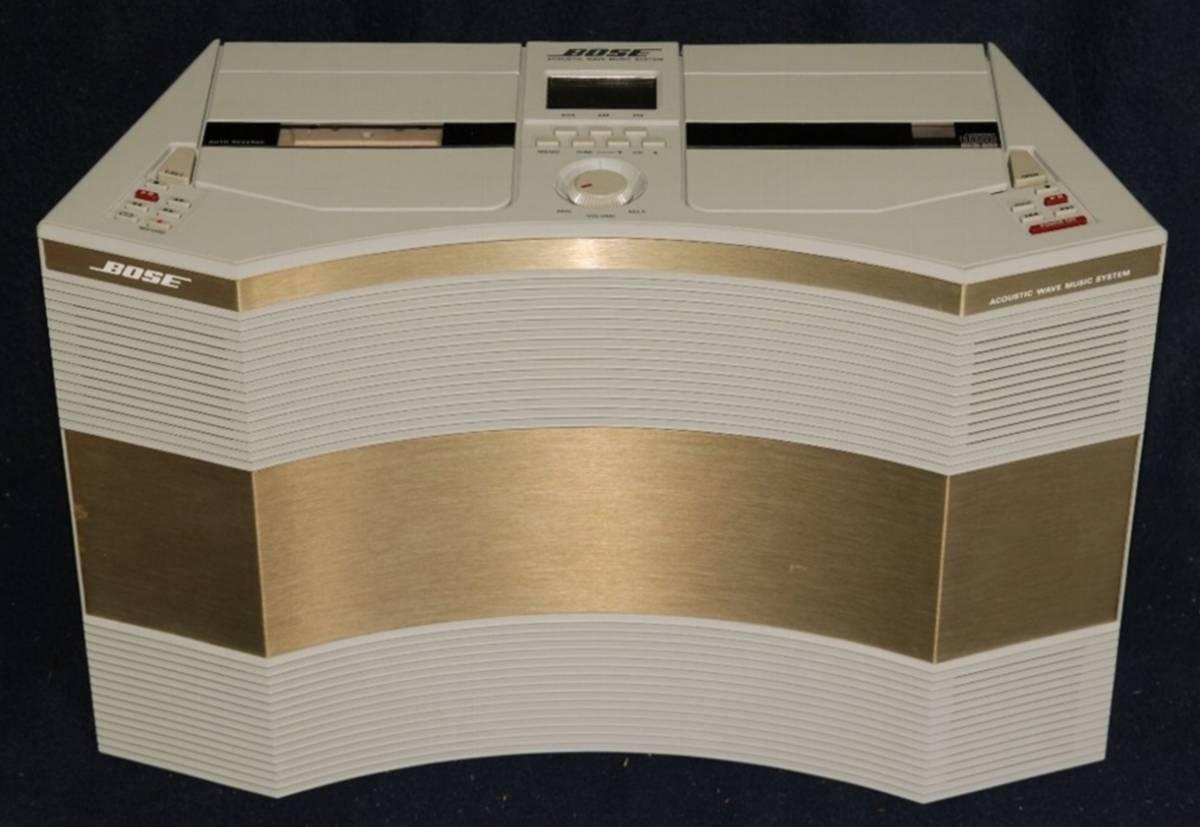 BOSE AW-1D 美品 ・完全レストア品・超オリジナル音・専用BAG/動作保証1年付き_画像4