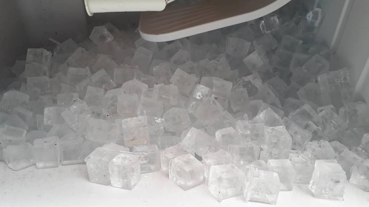 ◇ホシザキ全自動製氷機IM‐95TM 95㎏用 2013年製 中古作動品◆キューブアイスメーカー◆_画像3
