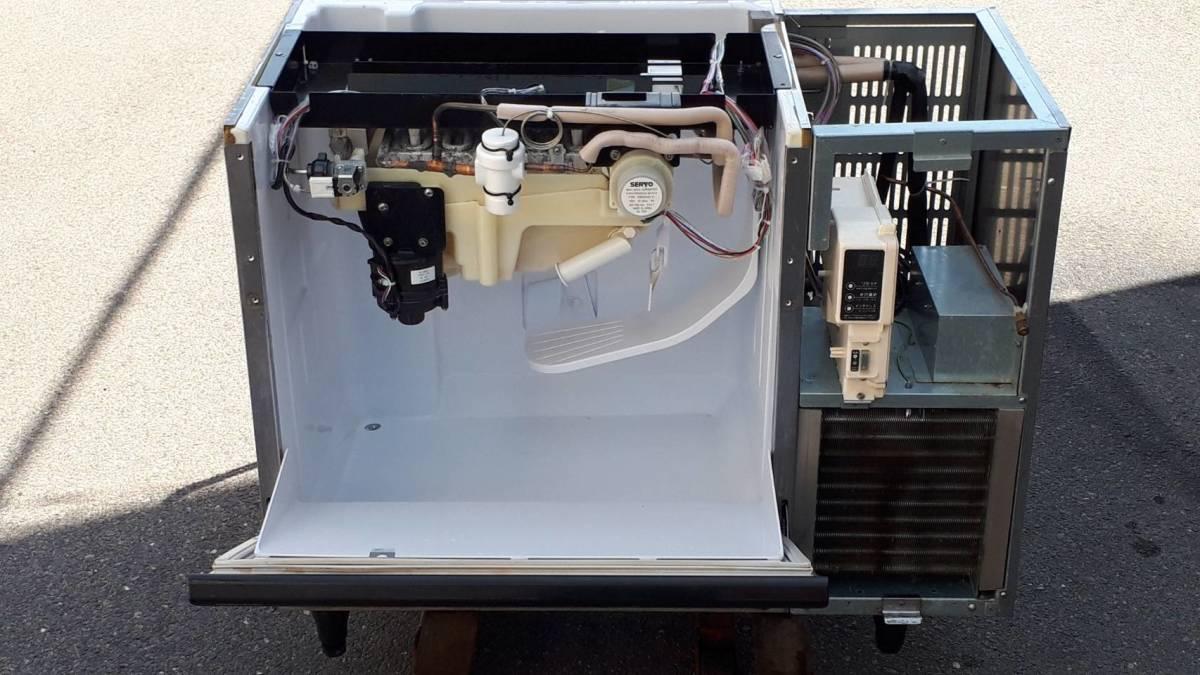 ◇ホシザキ全自動製氷機IM‐95TM 95㎏用 2013年製 中古作動品◆キューブアイスメーカー◆_画像10