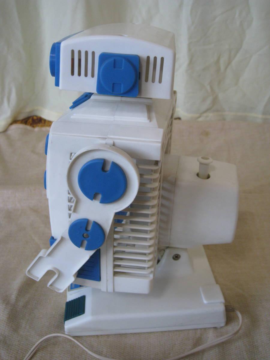 ROBOT THE FAN ロボット扇風機 80s レトロ 中古 完動品_画像5