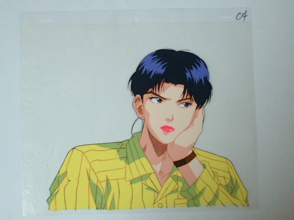 ■ スラムダンク セル画 《仙道・弥生》2枚セット 4 ■_画像5