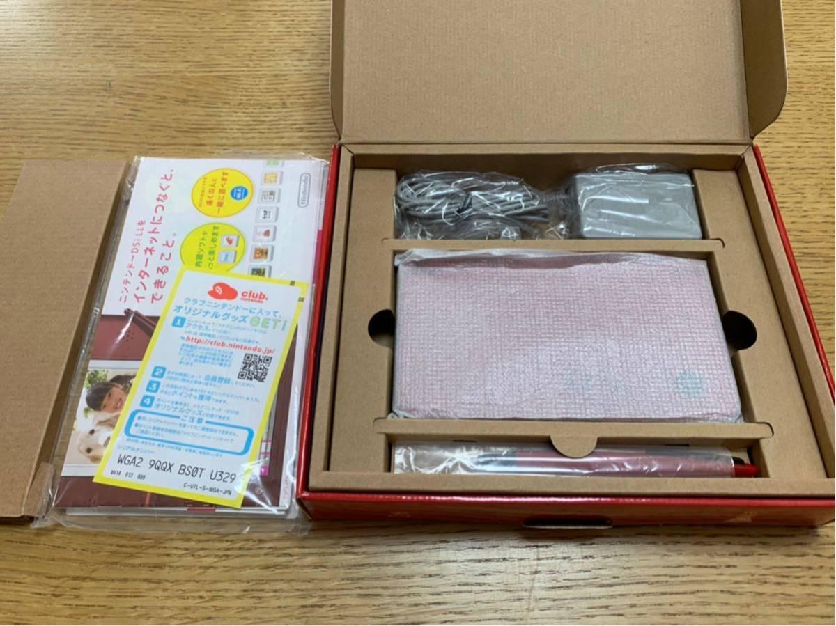 【新品同様】DSi LL☆マリオ25周年☆限定品☆_画像2