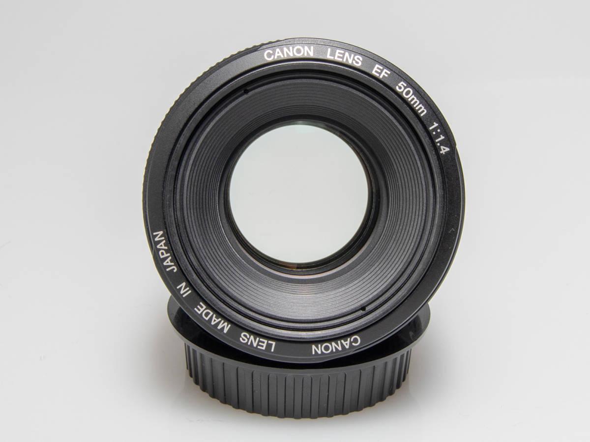 ★美品★Canon キヤノン EF 50mm F1.4 USM_画像2