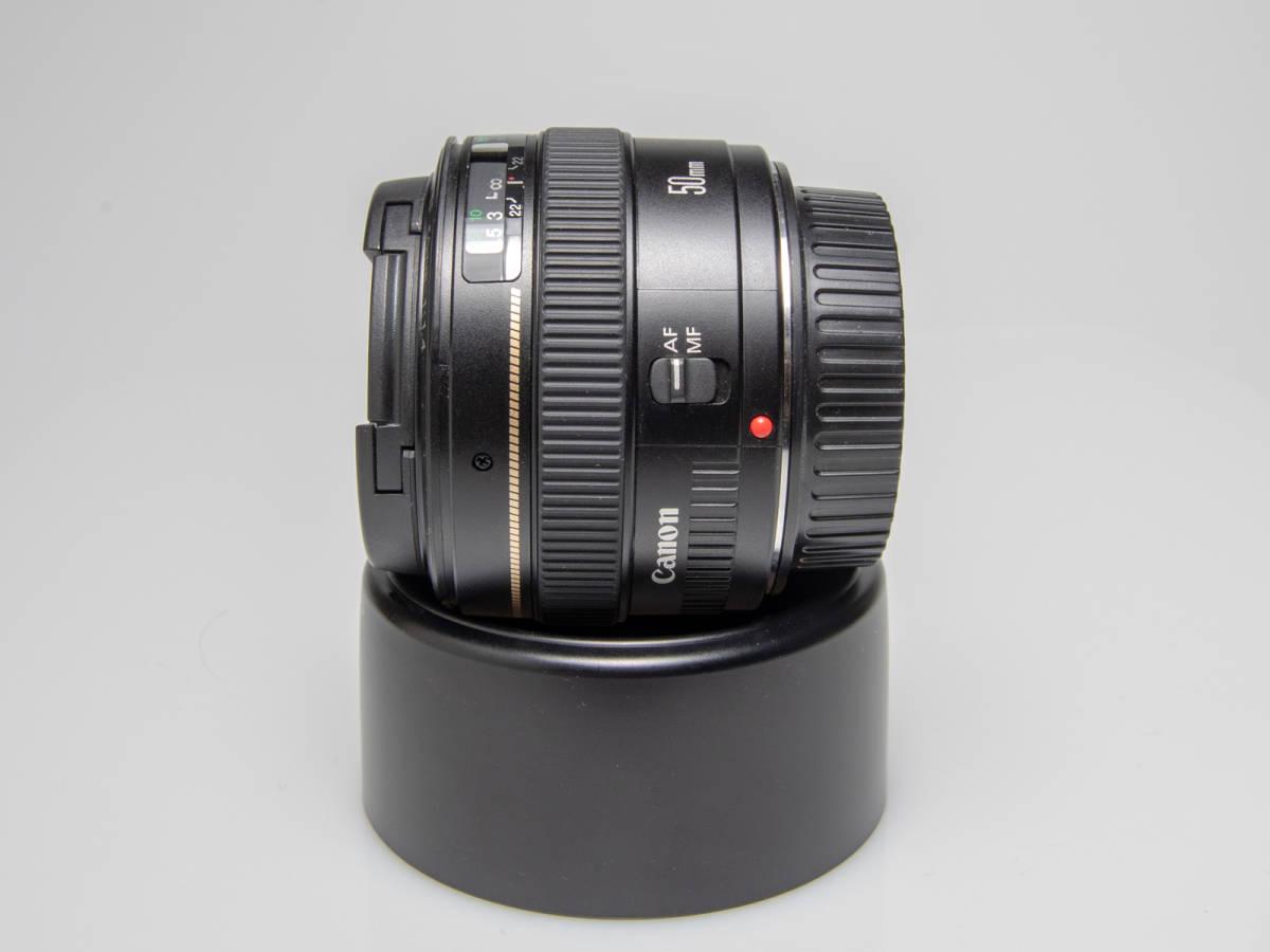 ★美品★Canon キヤノン EF 50mm F1.4 USM_画像6